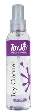 Toy Joy spray limpiador de juguetes eroticos  el blog del erotismo
