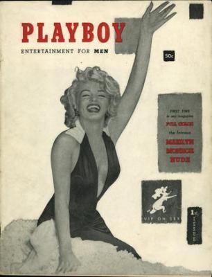 Curiosidades históricas sobre el sexo, Primera edición playboy blog del erotismo