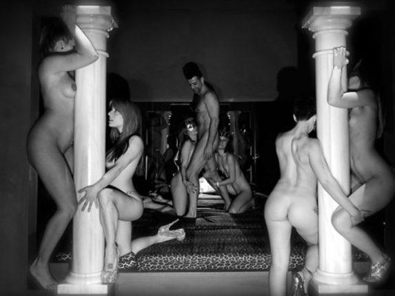 Club liberal, Trio Relato erótico, Blog de erotismo