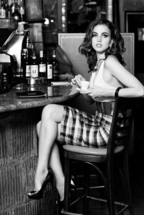 En la cafetería, relato erótico, el blog del erotismo