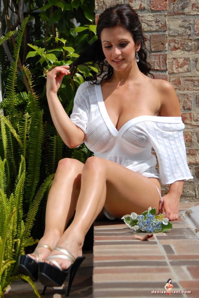 Denise Milani el blog del Erotismo
