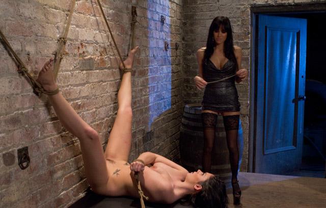 Dominación lésbica, BDSM, Ama domina a esclava, el blog del erotismo