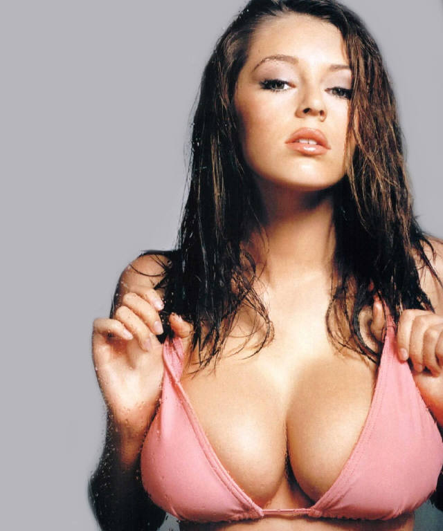 Keeley Hazell, el blog del erotismo