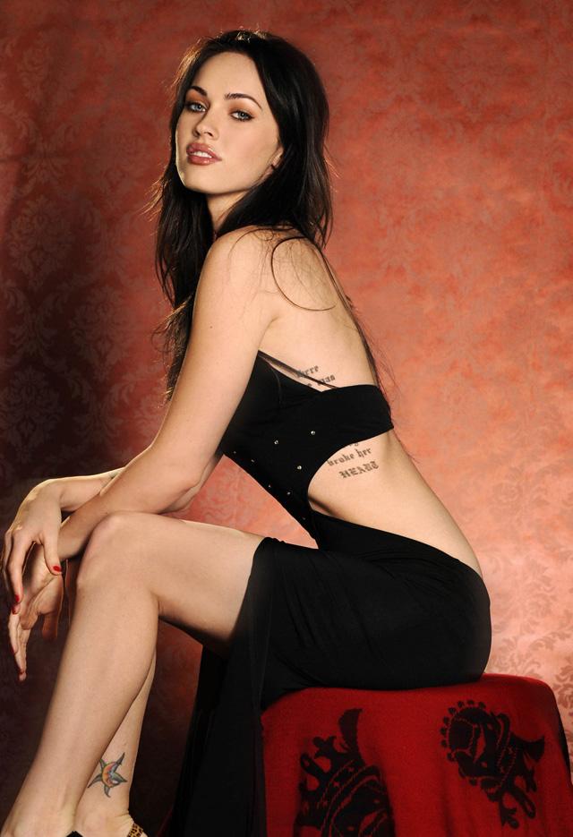 Megan Fox el blog del erotismo