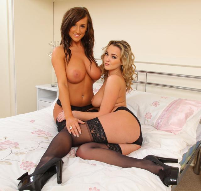 Stacey Poole y su amiguita Jodie Gasson el blog del erotismo